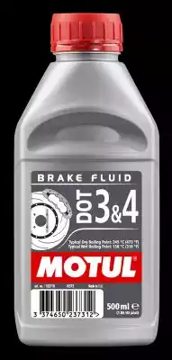 102718 MOTUL DOT 3 & 4 BRAKE FLUID fékfolyadék